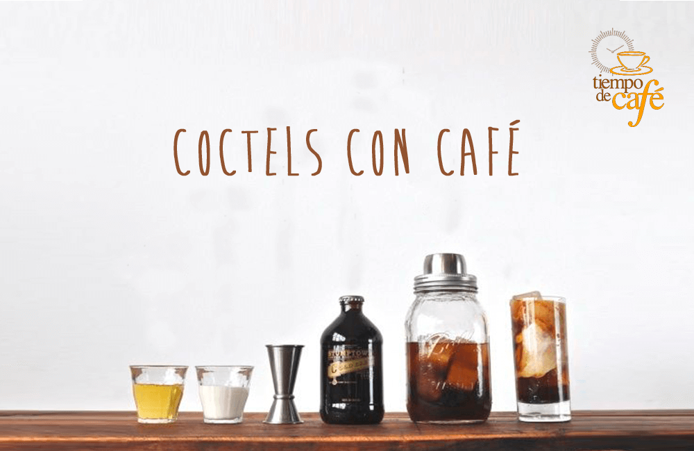 Alcohol y café, la pareja ideal