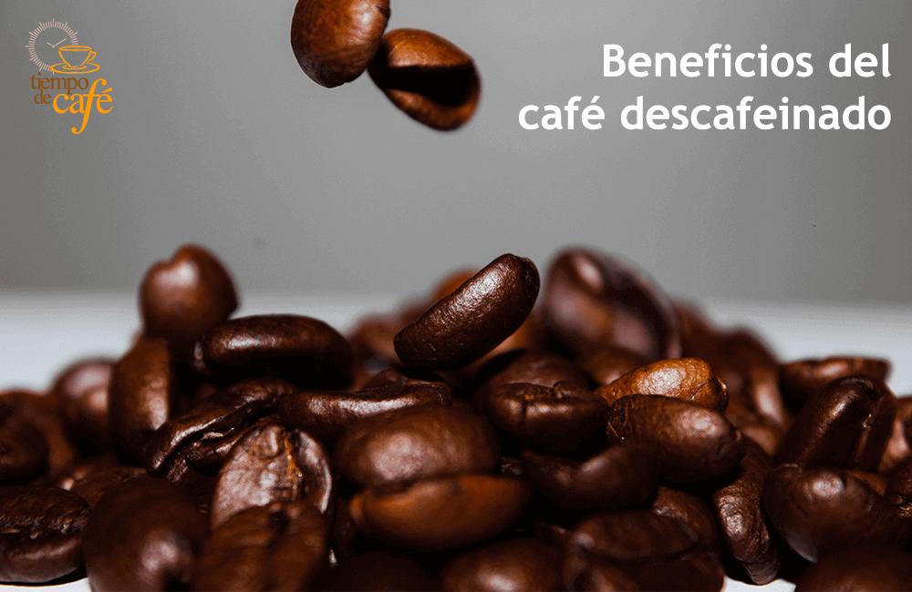 Beneficios del café descafeinado