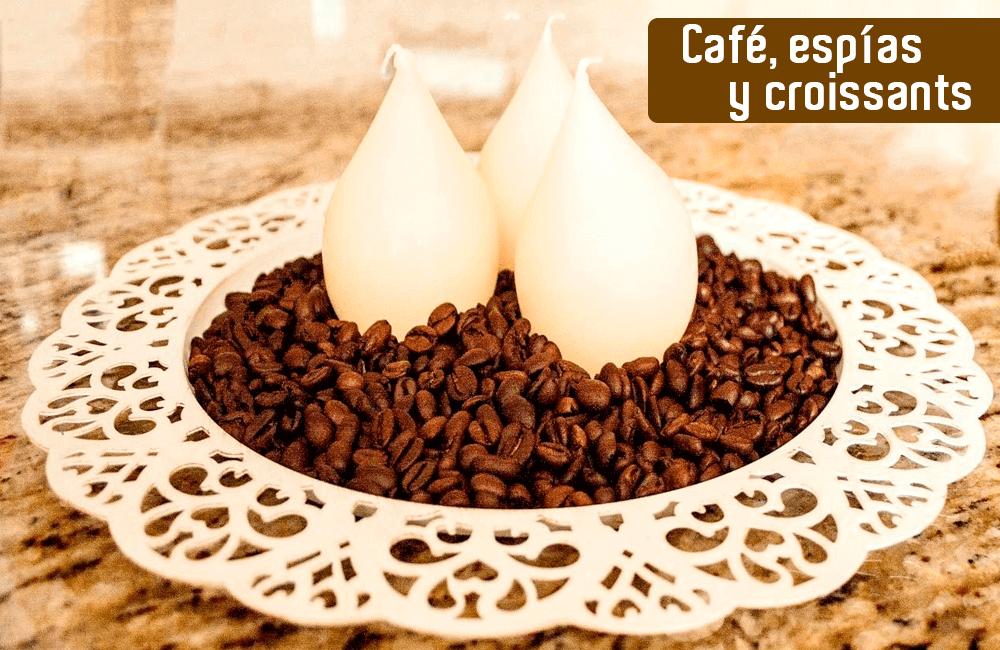 Café, espías y croissants
