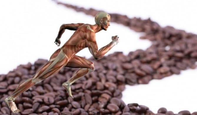 El café ayuda a la práctica de deporte
