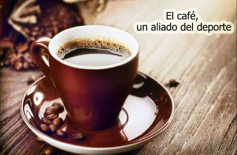 El café, un aliado del deporte