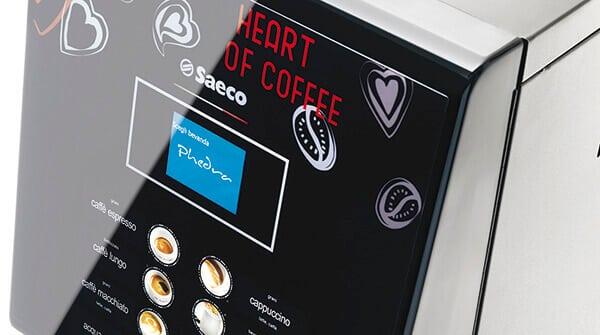 Accesorios cafetera Phedra EVO Saeco