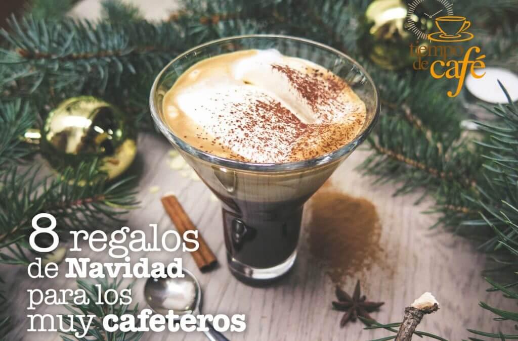 8 regalos de Navidad para los muy cafeteros