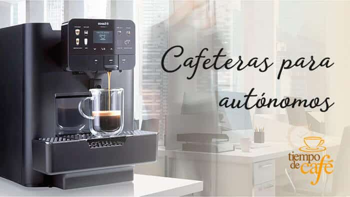 Cómo elegir una cafetera si eres autónomo