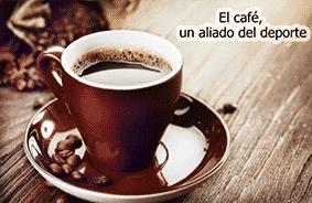 Café, un aliado del deporte