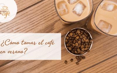 Cómo tomar café en verano